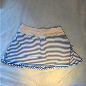 Lululemon Baby Blue Skirt